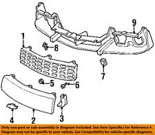 GM OEM-Grille Grill 11508561