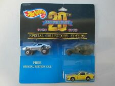 Hot Wheels 20th Anniversary Special Collectors Edition w/Yellow Datsun 300ZX (1)