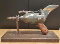 One Of A Kind Prop Ray Gun, Steampunk, Star Wars Sci-fi, Custom, Film, Cosplay,