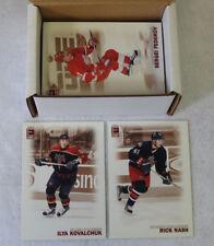2003-04 Pacific Hockey Jumbo Set Blue Variations (151-200)