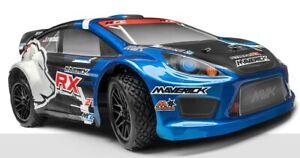 HPI Maverick STRADA RX Ready To Run 1:10 4x4 RC Rally Car inc Bat+Crgr MV12619