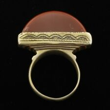 Vintage Berber Silver Moroccan Ring Size 11