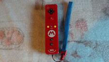 Wiimote plus - Remote + -Télécommande - Manette officielle - MARIO - Wii / Wii U