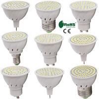 GU10 MR16 E26 E27 LED Spotlight 4W 5W 6W Bulb 2835 SMD Lamp 110V 220V 12V ST-149