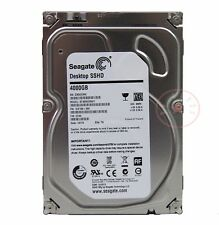 "New Seagate Desktop SSHD 4TB,Internal,7200 RPM,8.89 cm 3.5"" (ST4000DX001) SSHD"