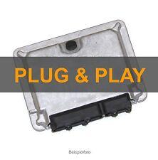 Plug&Play VW Audi Seat 1,9 TDI Motorsteuergerät ECU 038 906 018 xx IMMO OFF FREE