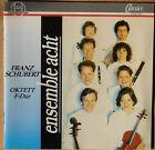 Franz Schubert - Oktett F-Dur D 803 - Ensemble Acht - CD neu