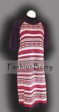 New! Tommy Hilfiger Women Long Sweater Dress Size XL/XG/TG Reg. Price $98.50