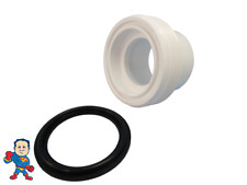 """Hot Tub Spa 1 1/2"""" Slip X 2"""" Threaded Heater Union Video How To"""