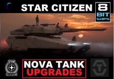 Star Citizen - Tumbril Nova Tank Upgrade CCU