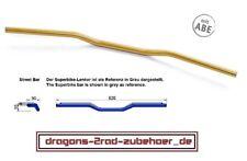 LSL Lenker 22mm Street Gold 4043981110845 Motorrad
