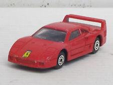 Ferrari F 40 in rot, o.OVP, MC Toy, 1:64, Länge: ca. 7,5 cm