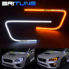 Switchback LED DRL C-Lights C-Rings Circuit Board For Subaru WRX STI Headlight