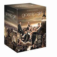 GOSSIP GIRL - LA SERIE COMPLETA - STAGIONI DA 1 A 6 (30 DVD)COFANETTO UNICO,ITA.
