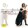 MISCHA MAISKY-BACH: SUITES FOR SOLO VIOLON CELLO NO.1-3-JAPAN SHM-CD D46