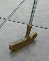 "Vintage Brass Master M5 Blade Putter 34"" Long 2 Way Right or Left Handed"