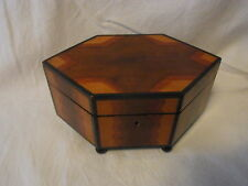 Vintage German Art Deco Wood Box #L
