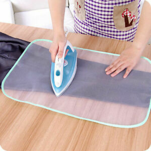Ironing Board Cover Delicates Clothes Protection Protector Net Iron Mesh Mat
