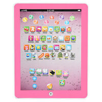 For 1-6 Year Olds Toddlers Educational Toys Baby Kids Boy Girl Learning Tablet L