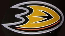 Window Bumper Sticker NHL Hockey Anaheim Ducks NEW
