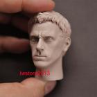 1:6th Hugh Laurie Head Sculpt Model For 12