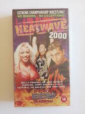 ECW Heatwave 2000 (mit Rob van Dam, Rhyno, Tommy Dreamer...)