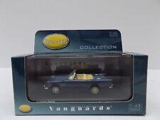 Vanguards Corgi VA07004 Sunbeam Alpine Lake Blue 1:43 mint in box