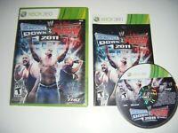 WWE SmackDown vs. Raw 2011 ( Microsoft Xbox 360 )