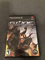 G.I. Joe: The Rise of Cobra (Sony PlayStation 2, 2009)