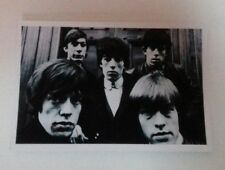 """THE ROLLING STONES - 1960s Band Photo 6""""X4"""" Reprint Pic B/W Jagger Richards Pic"""