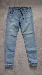 Hollister Cuffed Jogger Jeans W34 L30