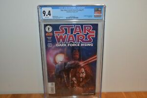 Dark Horse Comics Star Wars: Dark Force Rising #1 CGC 9.4