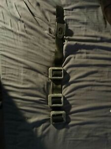 Vintage 70s dacor weight belt 7.5 lbs with belt