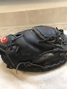 "Rawlings PRO-CMB 33"" HOH Baseball Softball Catchers Mitt Right Throw"