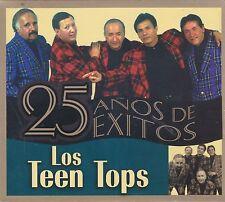 Los Teen Tops 25 Anos de Exitos CD New sealed