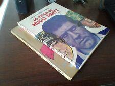 1976 Hugo Pratt Two Hardcover Ediciones Record Argentina  Books in Spanish