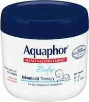 Aquaphor BABY Advanced Therapy Healing Ointment Skin Protectant 2 Pack -14 Ounce