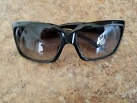 Christian Dior Starshine 1584LF Black Frames Sunglasses Used Heavy Wear