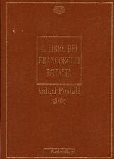 ITALIA 2003 LIBRO DEI FRANCOBOLLI BUCA DELLE LETTERE COMPLETO