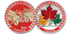 Canada Caribou Collectible Coin