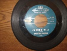 45 rpm vinyl record-Jerry Wallace-In The Misty Moonlight-The Soul Surfers-Cannon