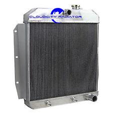 Aluminum radiator for 1955-1959 Chevrolet Pickup Truck 3ROW 1956 1957 1958 55-59