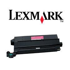 New Genuine Lexmark 12N0769 Magenta Laser Toner Cartridge, C910, C912, 14K Yield