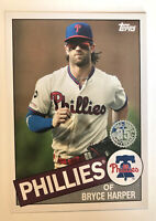 Rare Bryce Harper Topps 2020 Baseball Card Topps 35th Anniversary Phillies MLB