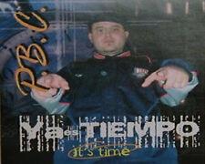 PBC - Ya es Tiempo - CD musica cristiana - reggaeton Rap cristiano
