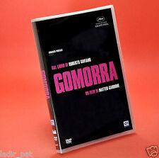 GOMORRA DVD MATTEO GARRONE Tony Servillo DAL LIBRO DI ROBERTO SAVIANO