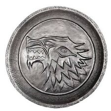 Game of Thrones Stark Direwolf Shield Pin Lapel Collectable Dire Wolf Badge