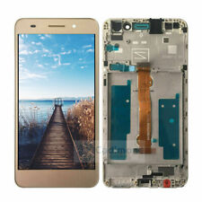 Gold For Huawei Honor 5A Y6 II 2 CAM-L21 LCD Display Touch Screen Frame RHN02