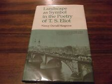 Landscape As Symbol in the Poetry of T. S. Eliot by Nancy D. Hargrove (1978, Har