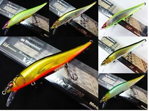 Megabass - VISION ONETEN 110 Slow Floating / Tay Salmon Bass lure